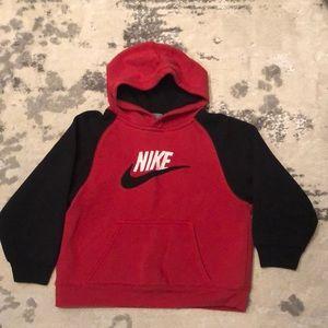Boys Nike hoodie size 5